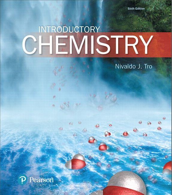 Introductory Chemistry, 6E Nivaldo J. Tro, Test Bank