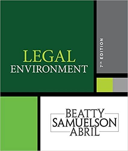 Jeffrey F. Beatty; Susan S. Samuelson; Patricia Sanchez Abril