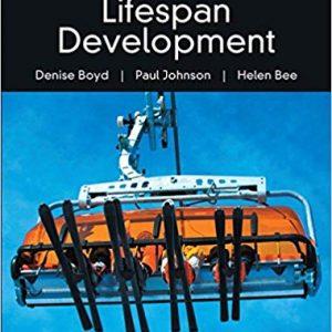 Lifespan Development, Sixth Canadian Edition 6E Denise Boyd, Paul Johnson, Helen Bee, Test Bank