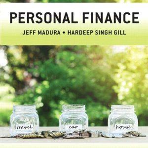 Personal Finance, Fourth Canadian Edition, 4E Jeff Madura, Hardeep Singh Gill, Instructor's Manual